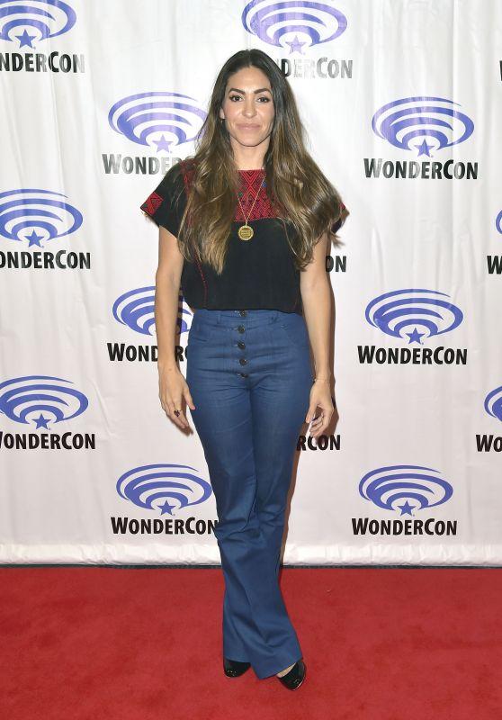 """Natalia Cordova-Buckley - """"Agents of S.H.I.E.L.D"""" Photocall at WonderCon 2018"""