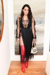 Natalie Martinez - Fendi X Flaunt Celebrate the New Fantasy Issue in LA