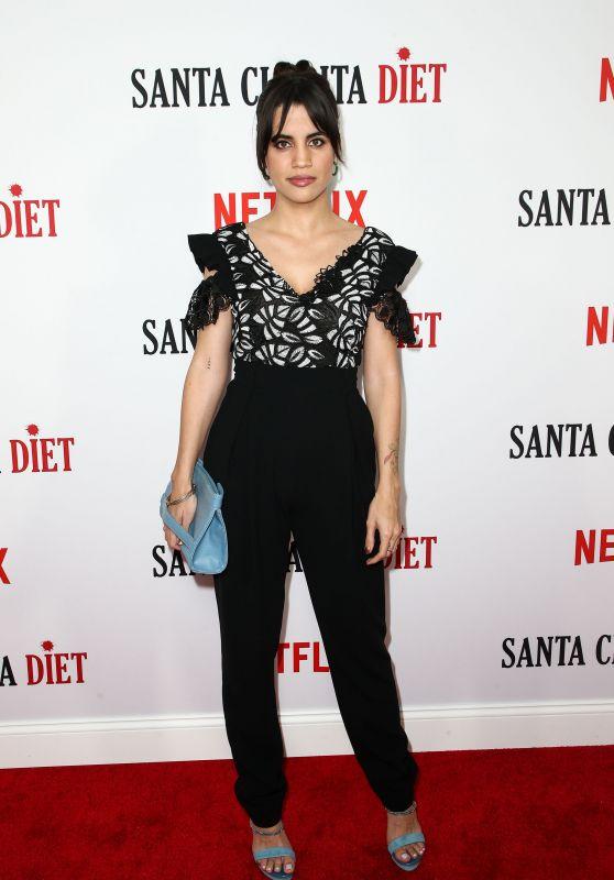 "Natalie Morales – ""Santa Clarita Diet"" Season 2 Premiere in LA"