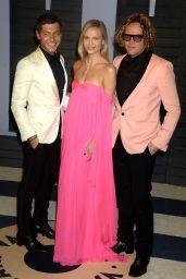 Natasha Poly – 2018 Vanity Fair Oscar Party in Beverly Hills