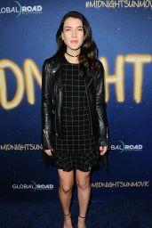 """Nathalia Ramos – """"Midnight Sun"""" Premiere in LA"""