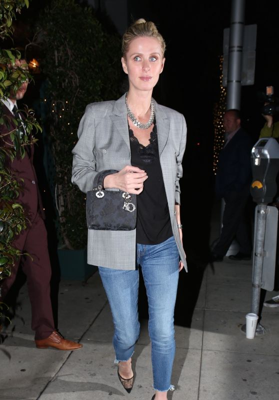Nicky Hilton at Mr Chow in Beverly Hills 03/23/2018