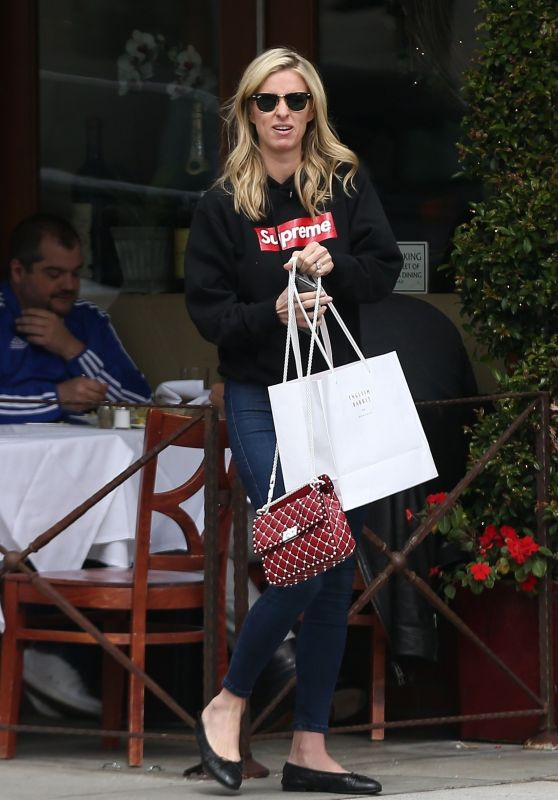 Nicky Hilton - Shopping in Beverly Hills 03/20/2018