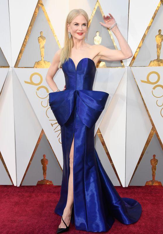 Nicole Kidman – Oscars 2018 Red Carpet
