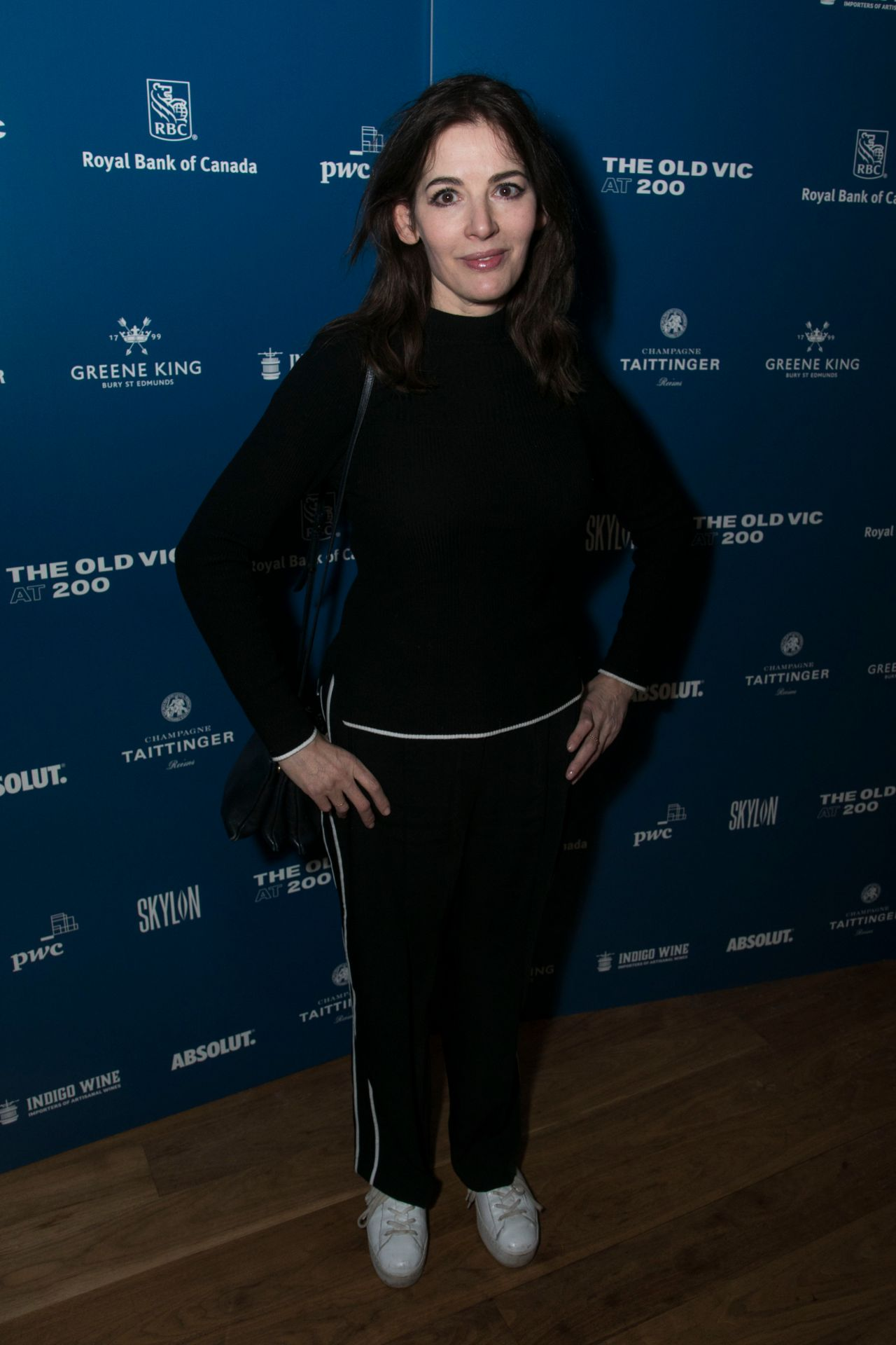 """Nigella Lawson – """"Fanny and Alexander"""" Play After Party in ..."""