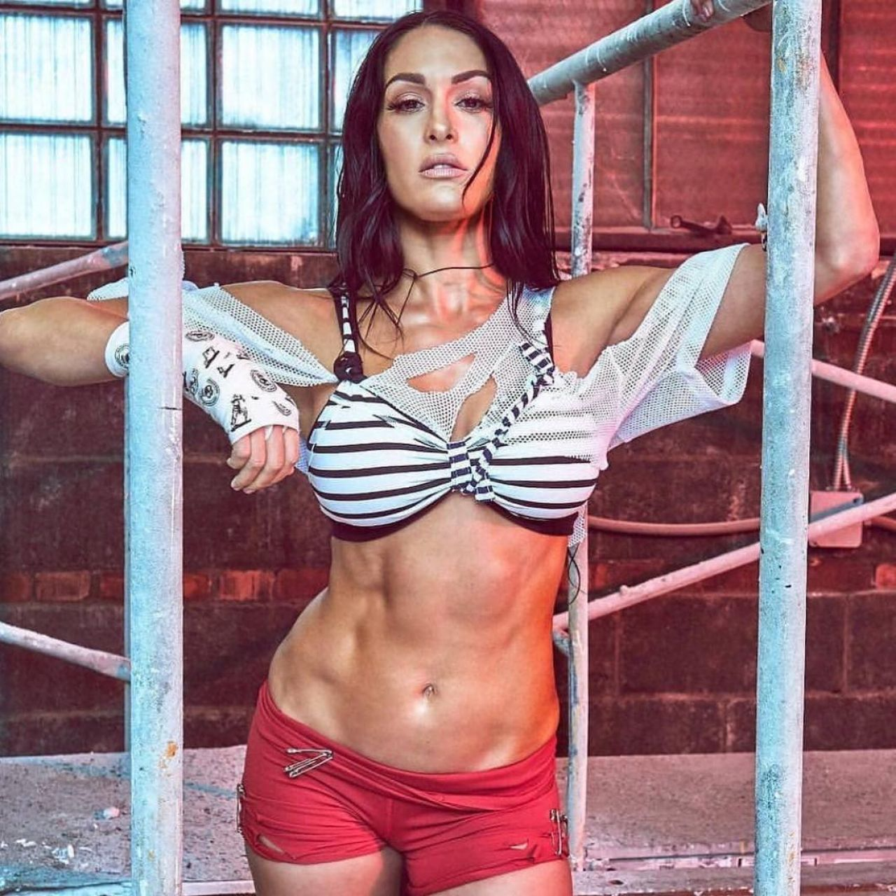 Nikki Bella Latest Photos - Celebmafia-9384