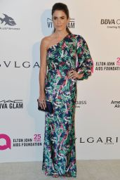 Nikki Reed – Elton John AIDS Foundation's Oscar 2018 Viewing Party in West Hollywood