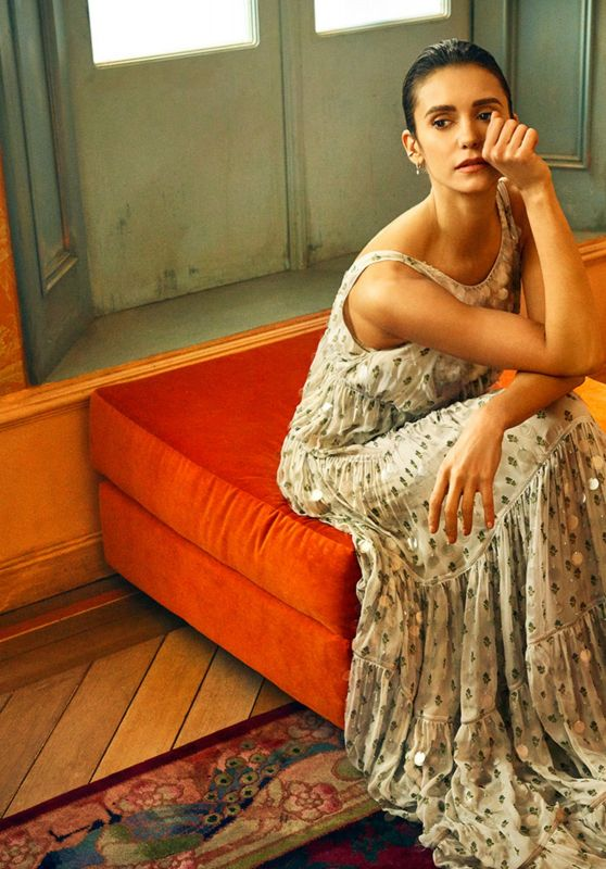 Nina Dobrev - 2018 Oscars Portrait