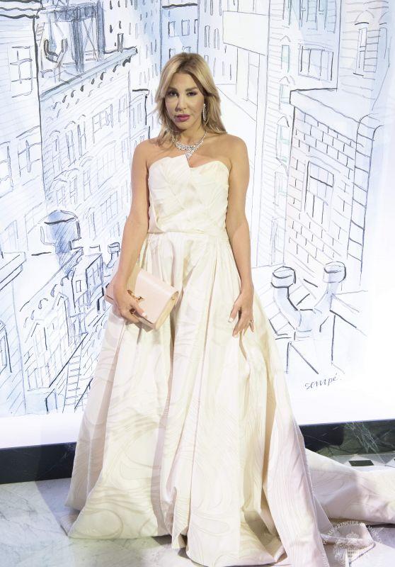Nina Zandnia – Rose Ball 2018 in Monaco