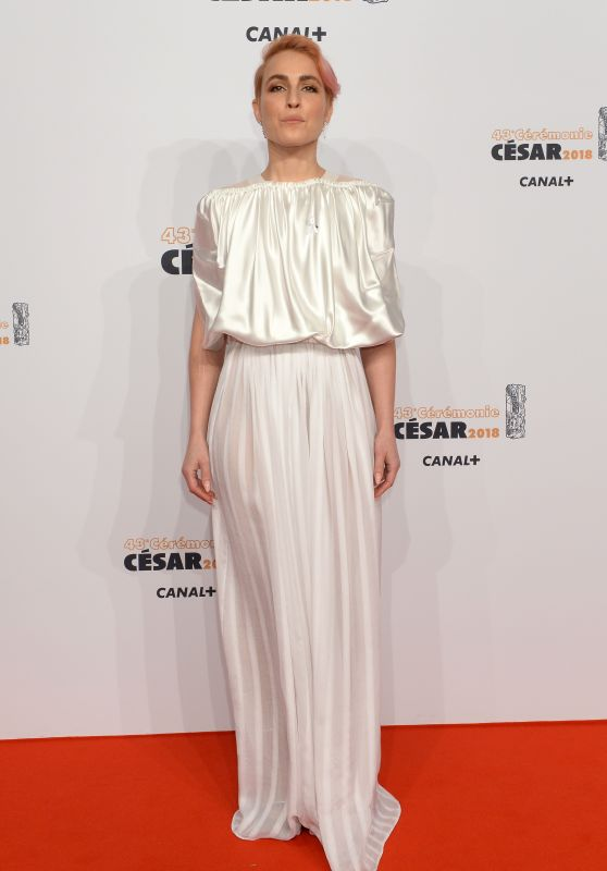 Noomi Rapace – Cesar Film Awards 2018 in Paris