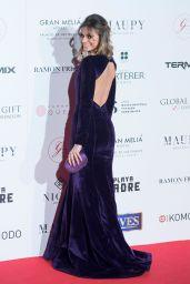 Norma Ruiz - Global Gift Gala in Madrid 03/22/2018
