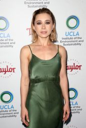 Olesya Rulin – UCLA's Institute of the Environment and Sustainability Gala in LA