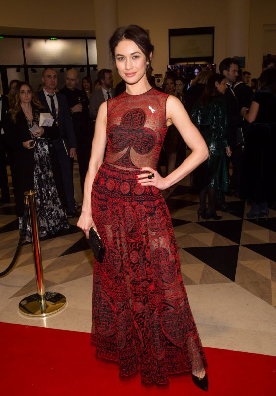 Olga Kurylenko – Cesar Film Awards 2018 in Paris