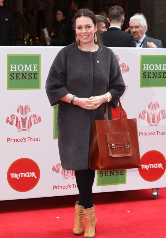 Olivia Colman – The Prince's Trust and TK Maxx and Homesense Awards in London