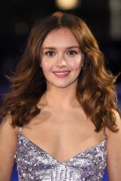 "Olivia Cooke – ""Ready Player One"" Premiere in London"