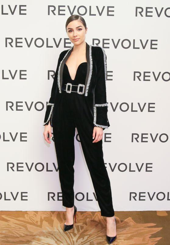 Olivia Culpo – Camila Coelho's 30th Birthday Party in Paris