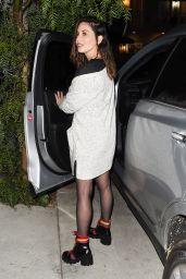 Olivia Munn - Leaving Mare Salon in LA