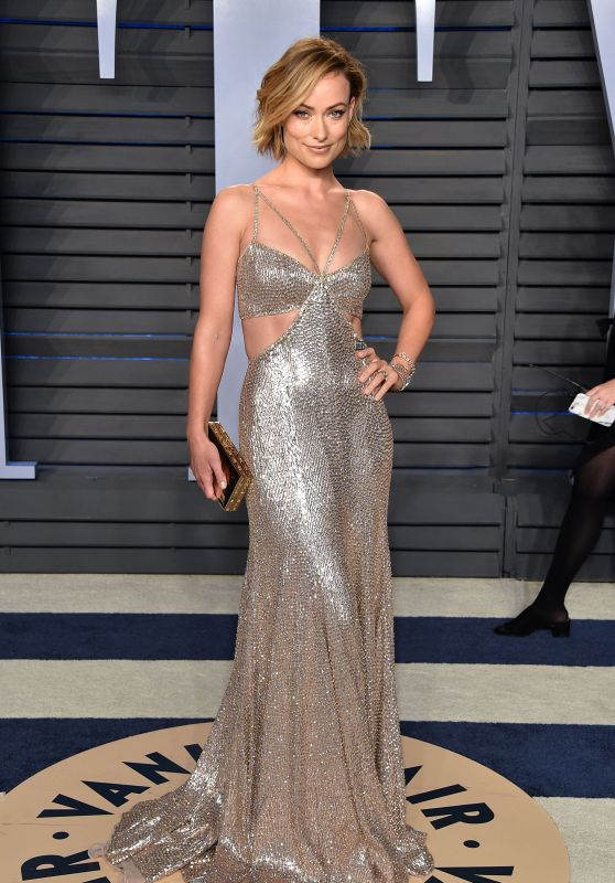 Olivia Wilde – 2018 Vanity Fair Oscar Party in Beverly Hills
