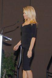 Pamela Anderson - Press Conference in Las Vegas 03/12/2018