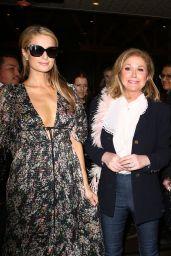 Paris and Nicky Hilton - Celebrate Mom Kathy