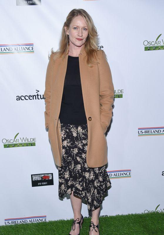 Paula Malcomson – 2018 Oscar Wilde Awards in LA