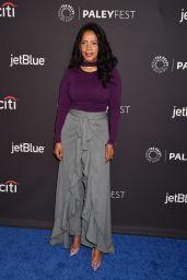 "Penny Johnson Jerald - ""Orville"" TV Show Presentation at Paleyfest in LA"