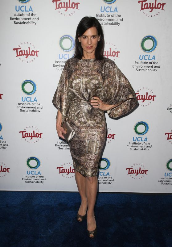 Perrey Reeves – UCLA's Institute of the Environment and Sustainability Gala in LA