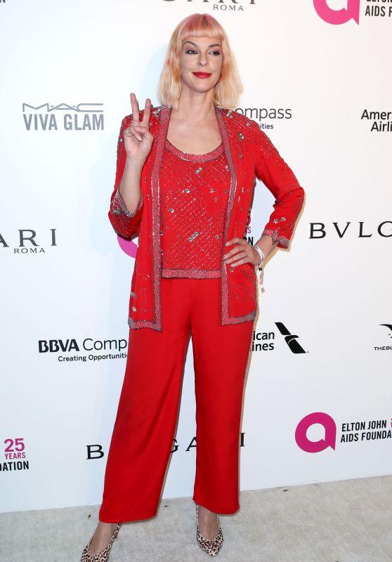 Pollyanna McIntosh – Elton John AIDS Foundation's Oscar 2018 Viewing Party in West Hollywood