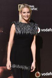 """Poppy Delevingne - """"Genius Picasso"""" World Premiere in Malaga"""