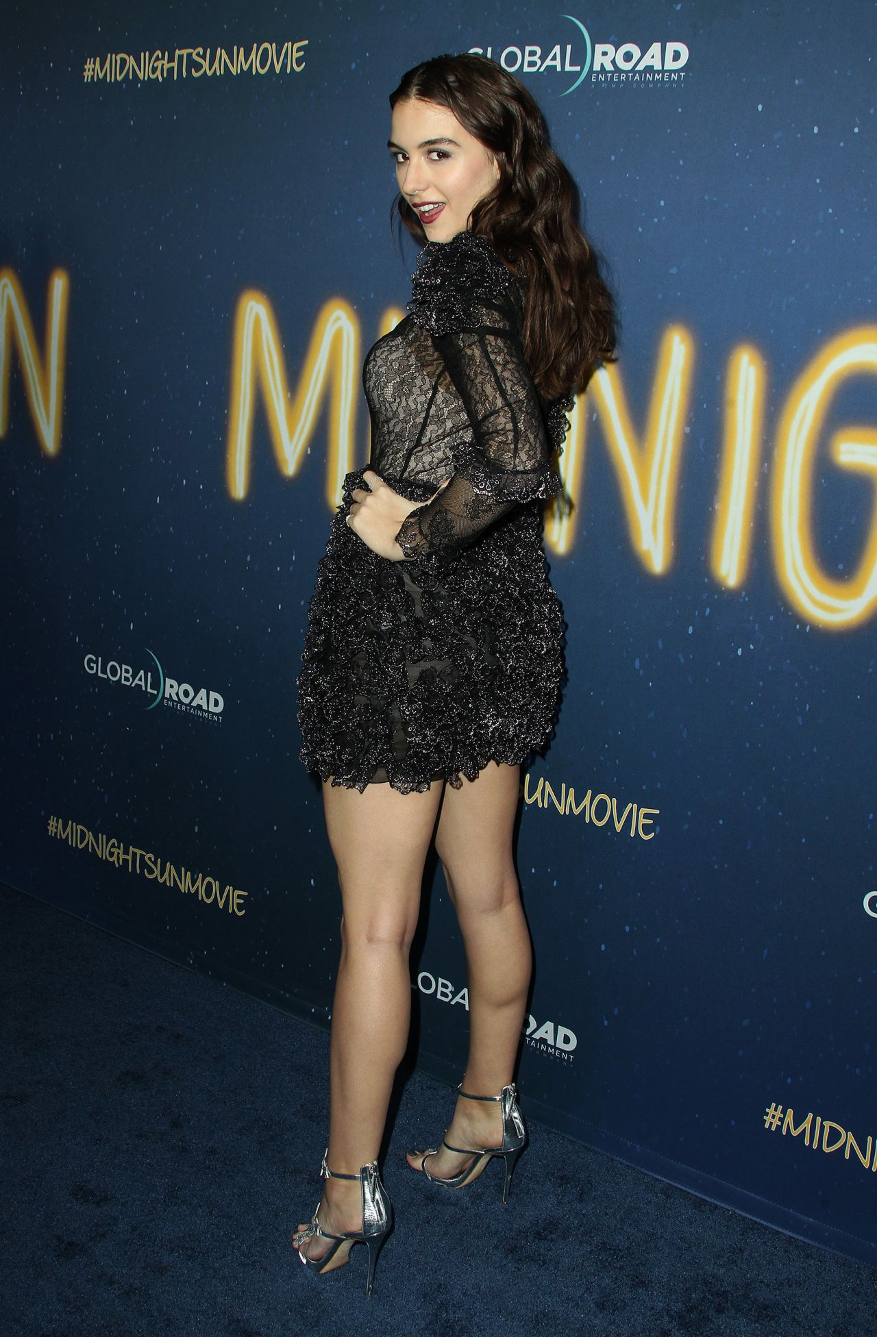 Quinn Shephard Midnight Sun Premiere In Los Angeles