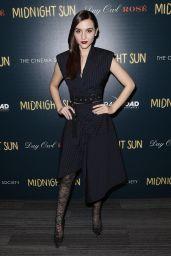 "Quinn Shephard - ""Midnight Sun"" Screening in New York"