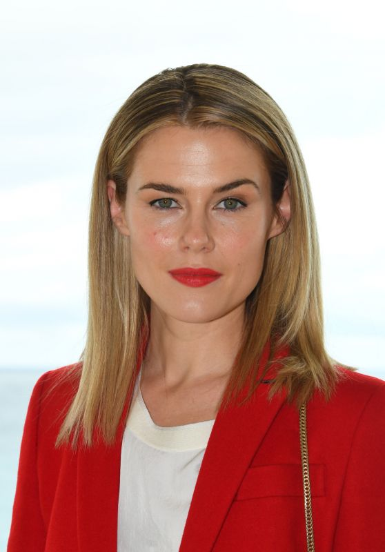 "Rachael Taylor - ""Finding Steve Mcqueen"" Potocall in Milan"