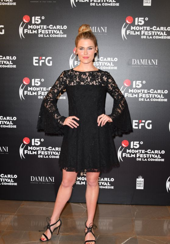 "Rachael Taylor - ""Finding Steve McQueen"" Premiere at Monte-Carlo Film Festival"