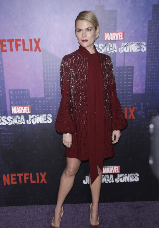 "Rachael Taylor -""Jessica Jones"" Season 2 Premiere in NYC"