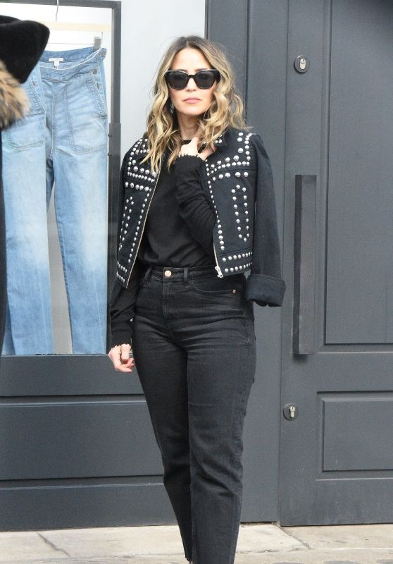 Rachel Stevens - Shopping the Posh Shops in Notting Hill