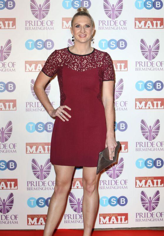 Rebecca Adlington - Pride Of Birmingham Awards 03/08/2018