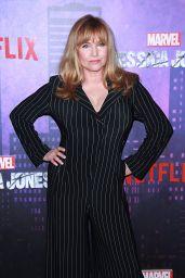 """Rebecca De Mornay -""""Jessica Jones"""" Season 2 Premiere in NYC"""