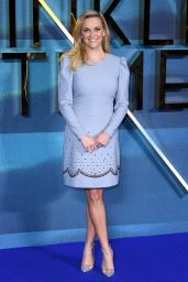 "Reese Witherspoon - ""A Wrinkle In Time"" Premiere in London"