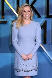 """Reese Witherspoon - """"A Wrinkle In Time"""" Premiere in London"""