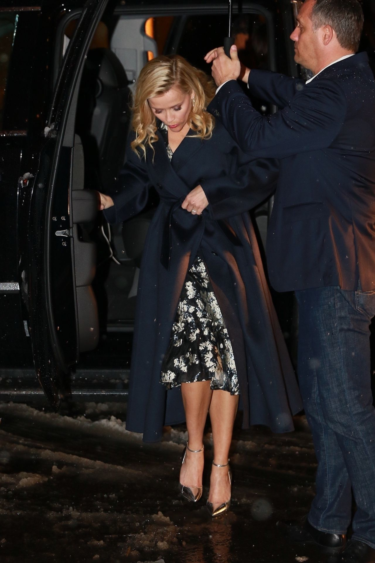 Reese Witherspoon Quot A Wrinkle In Time Quot Premiere In New York
