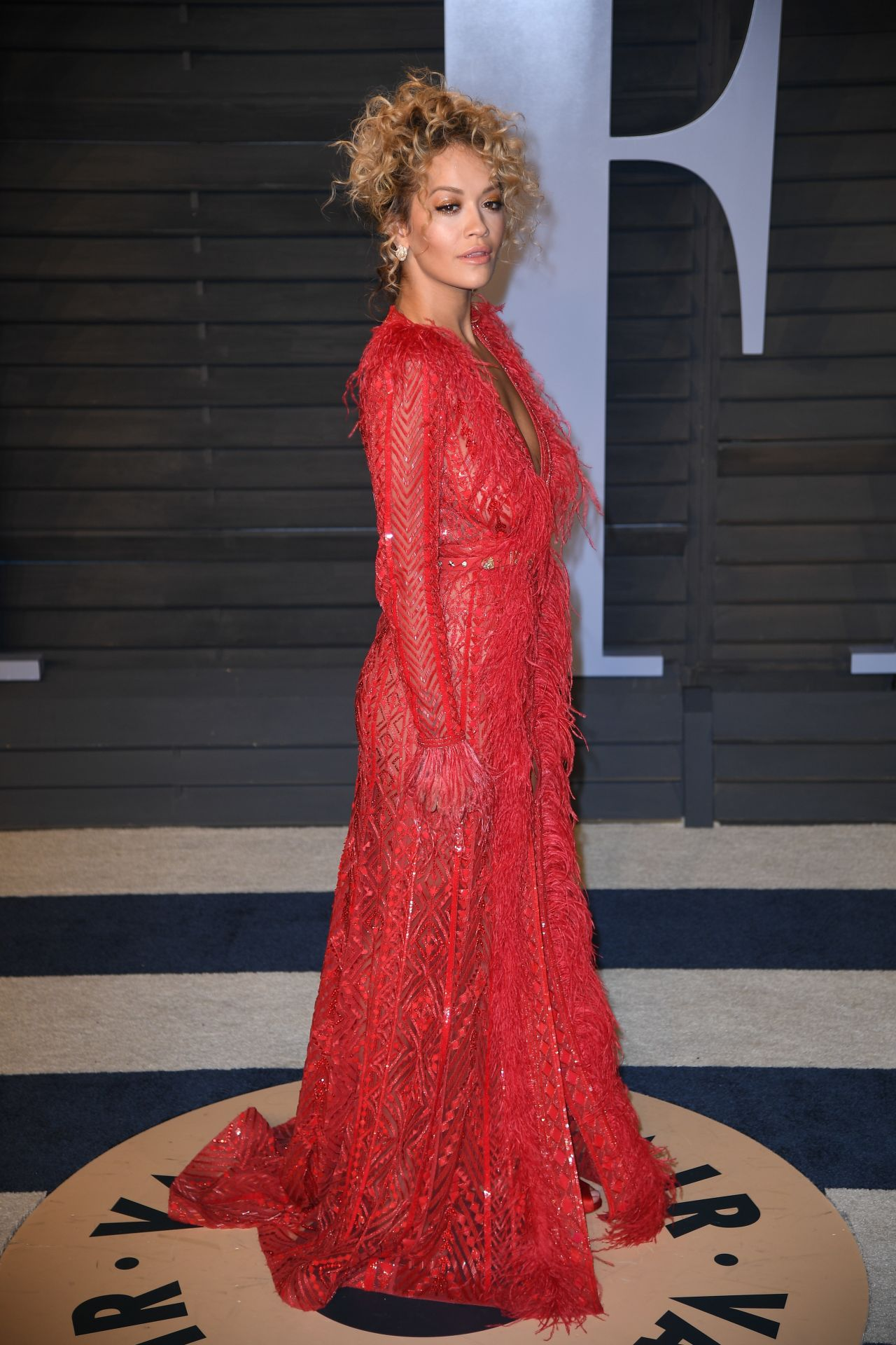rita ora  u2013 2018 vanity fair oscar party in beverly hills