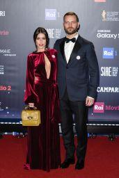 Roberta Pitrone – 2018 David di Donatello Awards in Rome