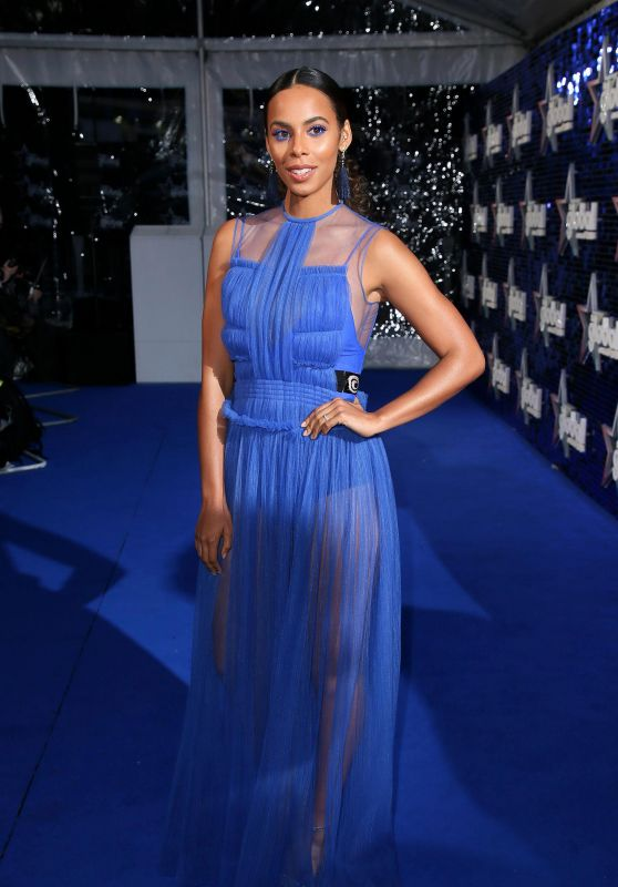 Rochelle Humes – The Global Awards 2018 in London