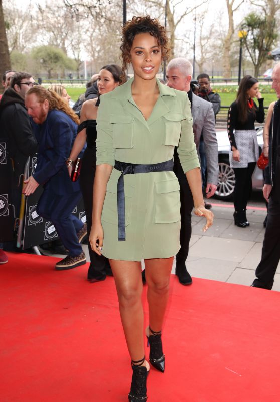 Rochelle Humes – TRIC Awards 2018