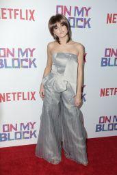 "Ronni Hawk – Netflix's ""On My Block"" Premiere in LA"