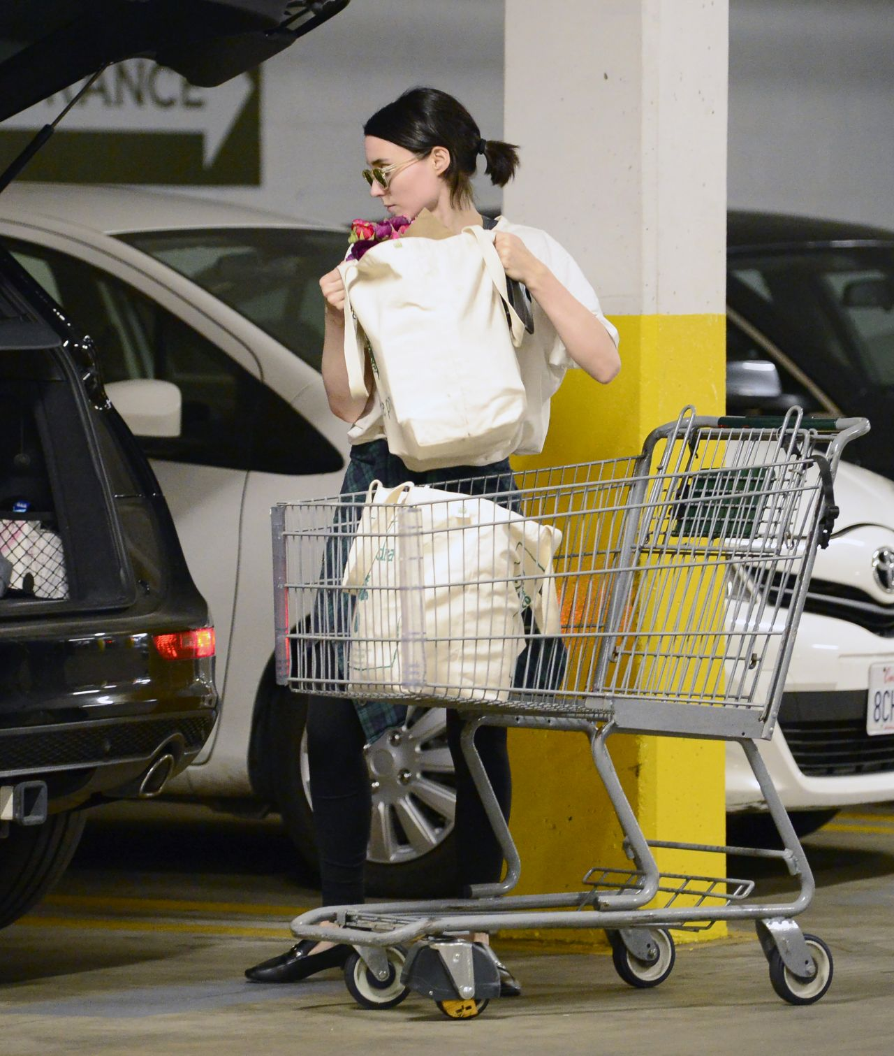 Grocery Stores Los Angeles: Grocery Shopping At A Health Food Store In
