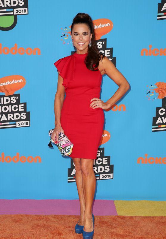 Rosa Blasi – 2018 Nickelodeon Kids' Choice Awards