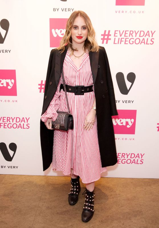 Rosie Fortescue – Georgia Toffolo #Everydaylifegoals Campaign Launch