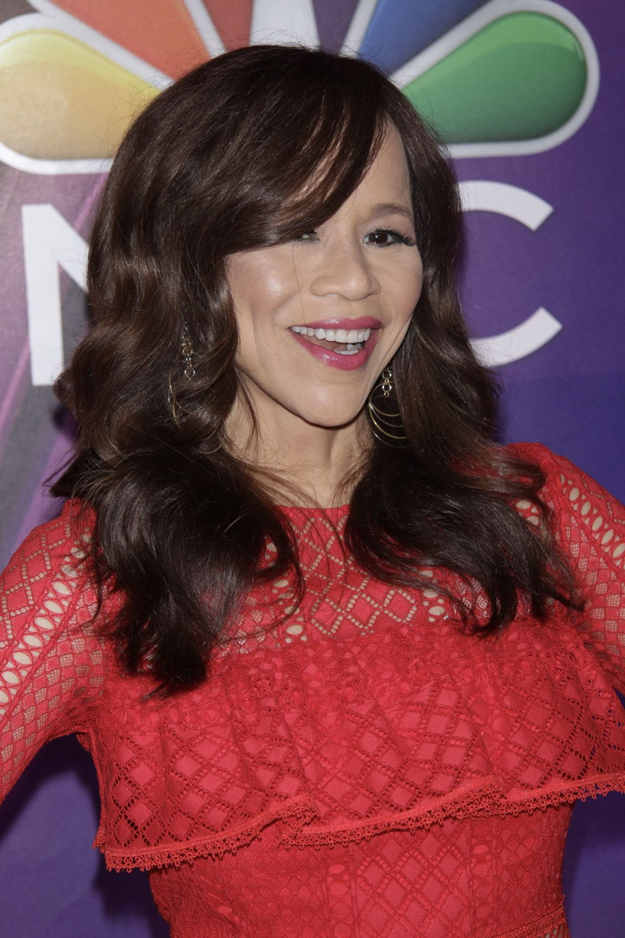 Rosie Perez Nbc Mid Season Press Day In New York 03 08 2018