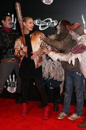 """Roxy Horner – """"The Walking Dead Ride"""" Launch in London"""